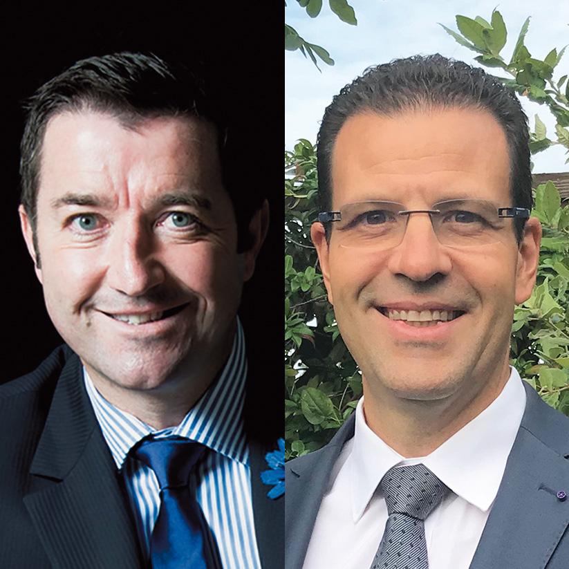 Arnaud Bochurberg & Karl Olive